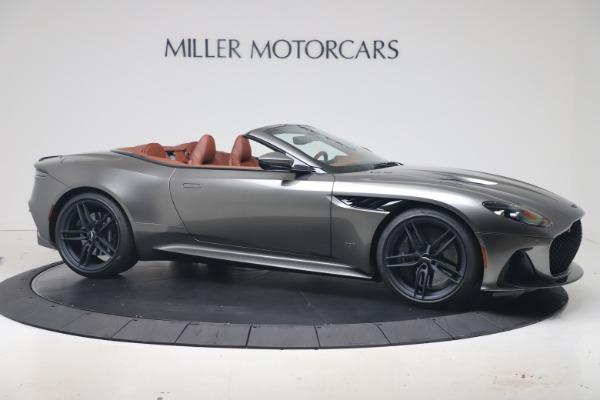 New 2020 Aston Martin DBS Superleggera Volante for sale Sold at Pagani of Greenwich in Greenwich CT 06830 9
