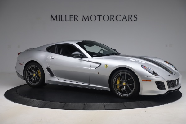 Used 2011 Ferrari 599 GTO for sale Sold at Pagani of Greenwich in Greenwich CT 06830 10