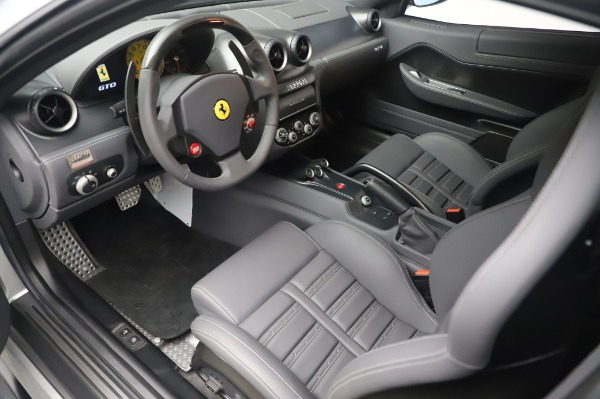 Used 2011 Ferrari 599 GTO for sale Sold at Pagani of Greenwich in Greenwich CT 06830 13