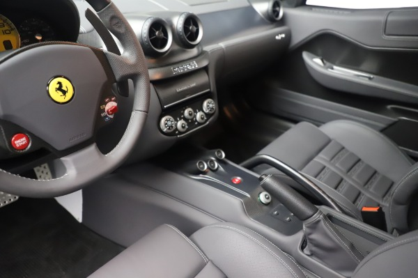 Used 2011 Ferrari 599 GTO for sale Sold at Pagani of Greenwich in Greenwich CT 06830 22