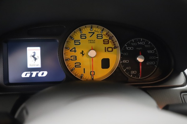 Used 2011 Ferrari 599 GTO for sale Sold at Pagani of Greenwich in Greenwich CT 06830 27