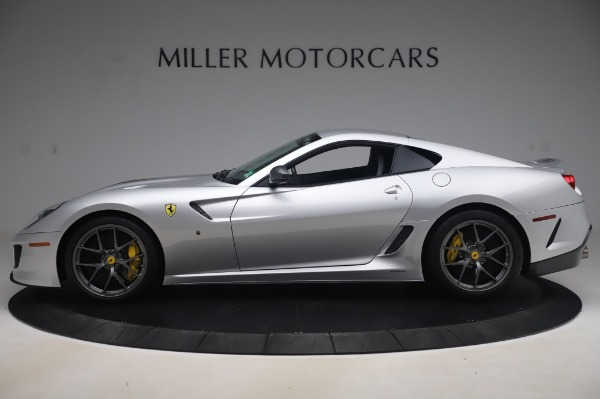 Used 2011 Ferrari 599 GTO for sale Sold at Pagani of Greenwich in Greenwich CT 06830 3