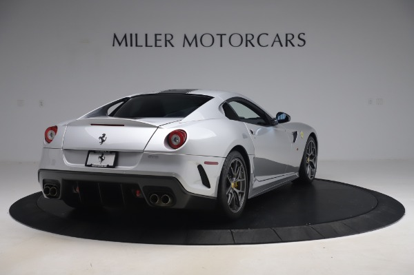Used 2011 Ferrari 599 GTO for sale Sold at Pagani of Greenwich in Greenwich CT 06830 7