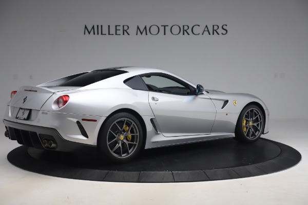 Used 2011 Ferrari 599 GTO for sale Sold at Pagani of Greenwich in Greenwich CT 06830 8