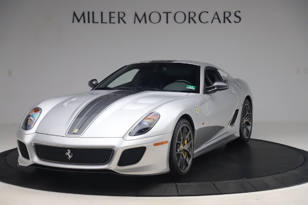 Used 2011 Ferrari 599 GTO for sale Sold at Pagani of Greenwich in Greenwich CT 06830 1