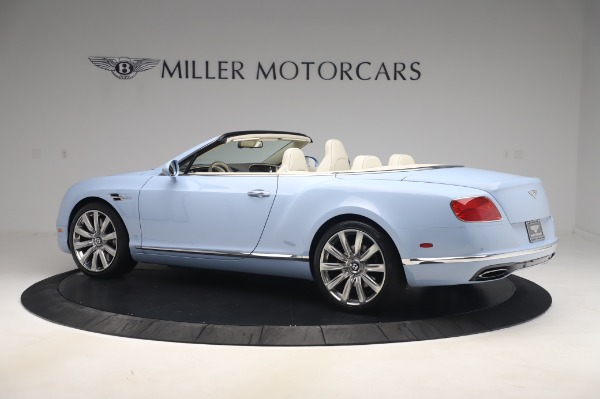Used 2017 Bentley Continental GT W12 for sale Call for price at Pagani of Greenwich in Greenwich CT 06830 4