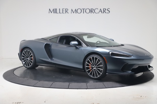 New 2020 McLaren GT Luxe for sale $247,125 at Pagani of Greenwich in Greenwich CT 06830 10