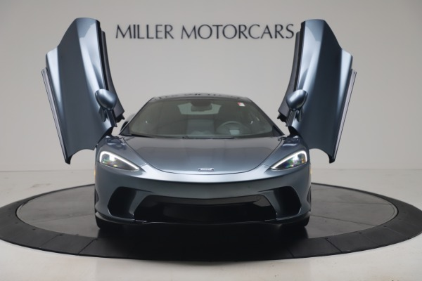 New 2020 McLaren GT Luxe for sale $247,125 at Pagani of Greenwich in Greenwich CT 06830 13
