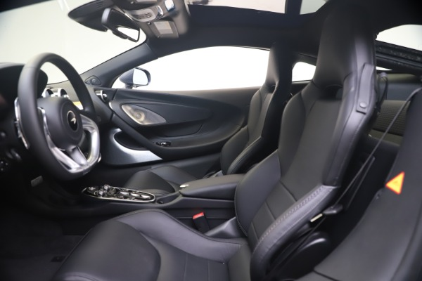New 2020 McLaren GT Luxe for sale $247,125 at Pagani of Greenwich in Greenwich CT 06830 15