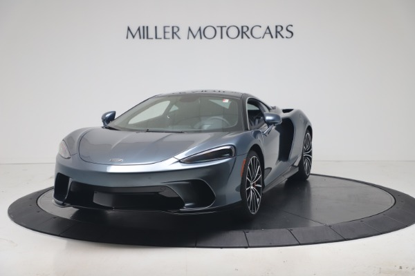 New 2020 McLaren GT Luxe for sale $247,125 at Pagani of Greenwich in Greenwich CT 06830 2