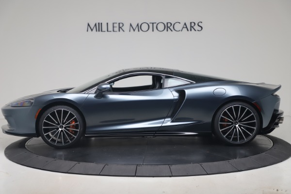 New 2020 McLaren GT Luxe for sale $247,125 at Pagani of Greenwich in Greenwich CT 06830 3