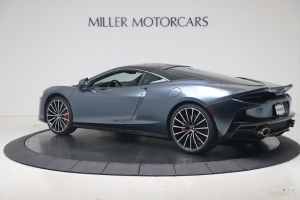 New 2020 McLaren GT Luxe for sale $247,125 at Pagani of Greenwich in Greenwich CT 06830 4