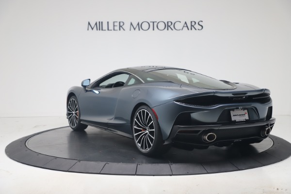 New 2020 McLaren GT Luxe for sale $247,125 at Pagani of Greenwich in Greenwich CT 06830 5