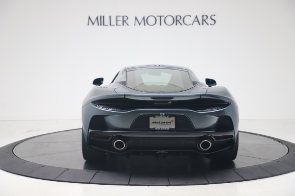 New 2020 McLaren GT Luxe for sale $247,125 at Pagani of Greenwich in Greenwich CT 06830 6