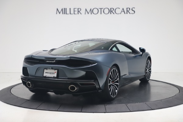 New 2020 McLaren GT Luxe for sale $247,125 at Pagani of Greenwich in Greenwich CT 06830 7