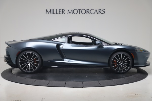 New 2020 McLaren GT Luxe for sale $247,125 at Pagani of Greenwich in Greenwich CT 06830 9