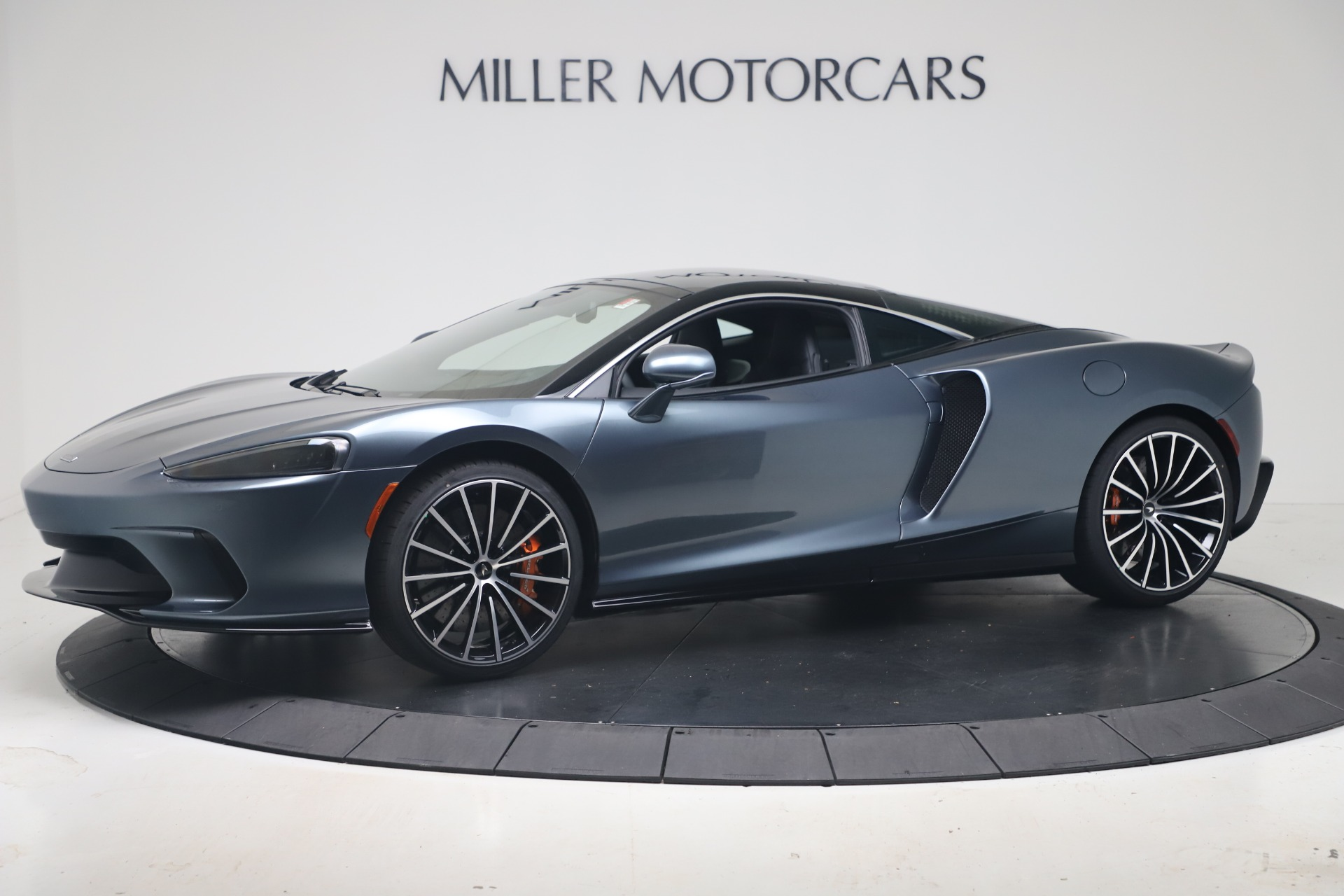 New 2020 McLaren GT Luxe for sale $247,125 at Pagani of Greenwich in Greenwich CT 06830 1
