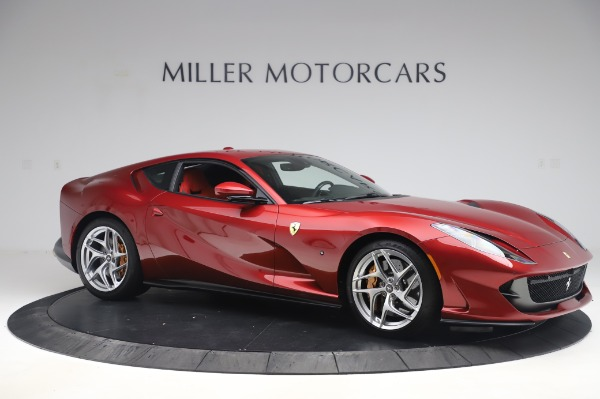 Used 2020 Ferrari 812 Superfast for sale $399,900 at Pagani of Greenwich in Greenwich CT 06830 10