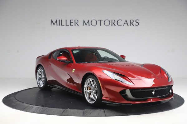 Used 2020 Ferrari 812 Superfast for sale $399,900 at Pagani of Greenwich in Greenwich CT 06830 11