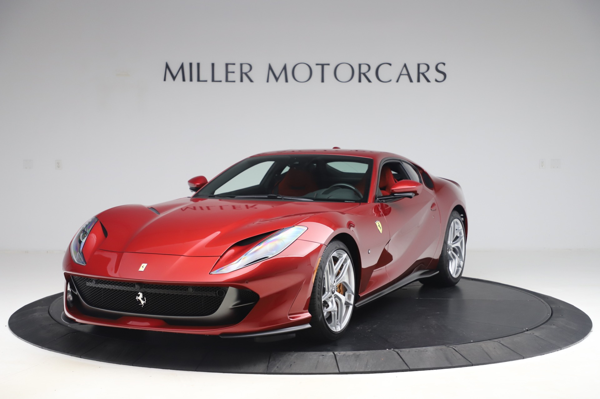 Used 2020 Ferrari 812 Superfast for sale $399,900 at Pagani of Greenwich in Greenwich CT 06830 1