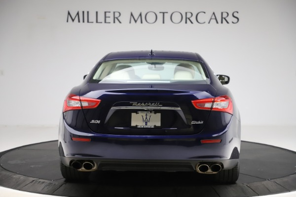 Used 2017 Maserati Ghibli S Q4 for sale Sold at Pagani of Greenwich in Greenwich CT 06830 6