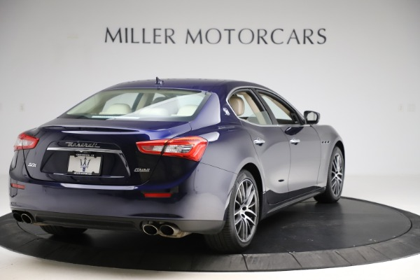 Used 2017 Maserati Ghibli S Q4 for sale Sold at Pagani of Greenwich in Greenwich CT 06830 7