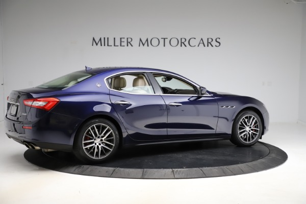 Used 2017 Maserati Ghibli S Q4 for sale Sold at Pagani of Greenwich in Greenwich CT 06830 8