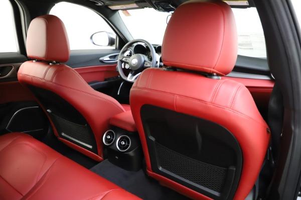 New 2020 Alfa Romeo Giulia Ti Sport Q4 for sale $51,495 at Pagani of Greenwich in Greenwich CT 06830 24