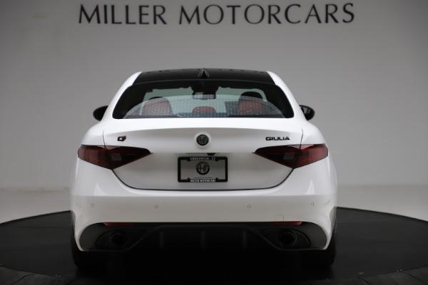 New 2020 Alfa Romeo Giulia Ti Sport Q4 for sale $51,495 at Pagani of Greenwich in Greenwich CT 06830 6