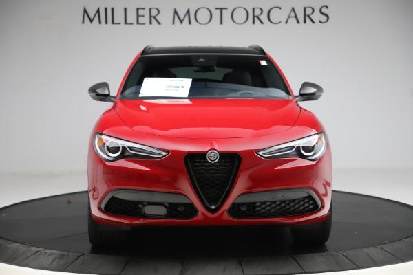 New 2020 Alfa Romeo Stelvio Ti Sport Carbon Q4 for sale $58,745 at Pagani of Greenwich in Greenwich CT 06830 12