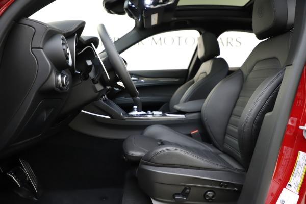 New 2020 Alfa Romeo Stelvio Ti Sport Carbon Q4 for sale $58,745 at Pagani of Greenwich in Greenwich CT 06830 14
