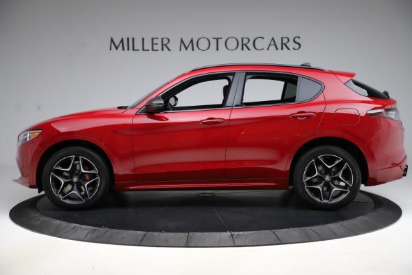New 2020 Alfa Romeo Stelvio Ti Sport Carbon Q4 for sale $58,745 at Pagani of Greenwich in Greenwich CT 06830 3