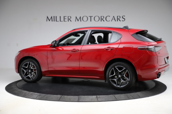 New 2020 Alfa Romeo Stelvio Ti Sport Carbon Q4 for sale $58,745 at Pagani of Greenwich in Greenwich CT 06830 4