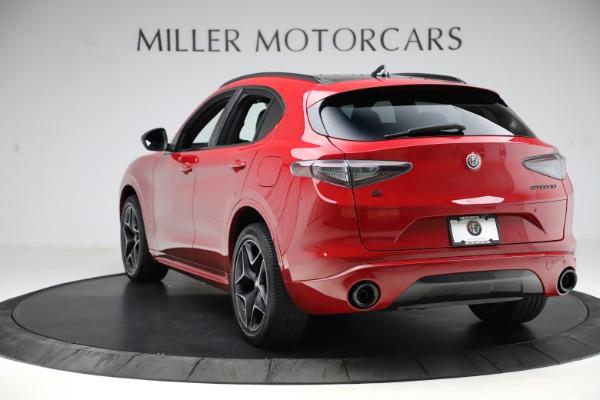 New 2020 Alfa Romeo Stelvio Ti Sport Carbon Q4 for sale $58,745 at Pagani of Greenwich in Greenwich CT 06830 5