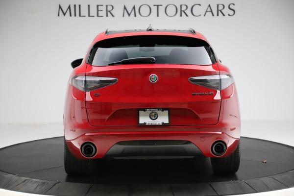 New 2020 Alfa Romeo Stelvio Ti Sport Carbon Q4 for sale $58,745 at Pagani of Greenwich in Greenwich CT 06830 6