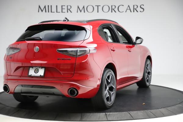 New 2020 Alfa Romeo Stelvio Ti Sport Carbon Q4 for sale $58,745 at Pagani of Greenwich in Greenwich CT 06830 7