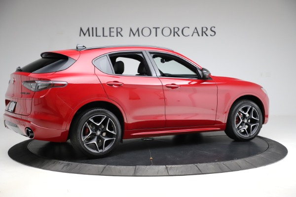 New 2020 Alfa Romeo Stelvio Ti Sport Carbon Q4 for sale $58,745 at Pagani of Greenwich in Greenwich CT 06830 8