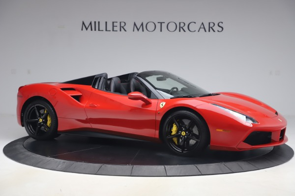 Used 2018 Ferrari 488 Spider for sale $286,900 at Pagani of Greenwich in Greenwich CT 06830 10