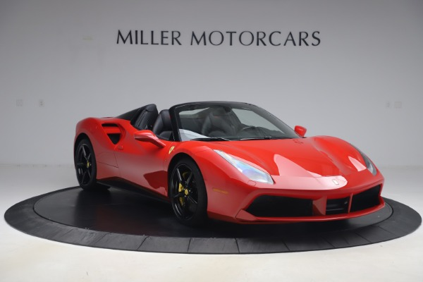 Used 2018 Ferrari 488 Spider for sale $286,900 at Pagani of Greenwich in Greenwich CT 06830 11