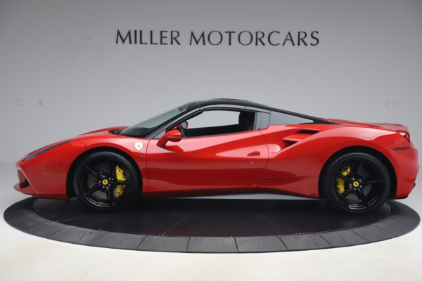 Used 2018 Ferrari 488 Spider for sale $286,900 at Pagani of Greenwich in Greenwich CT 06830 13