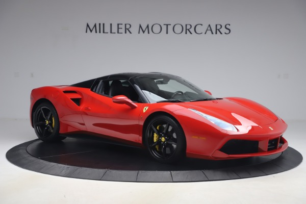 Used 2018 Ferrari 488 Spider for sale $286,900 at Pagani of Greenwich in Greenwich CT 06830 15