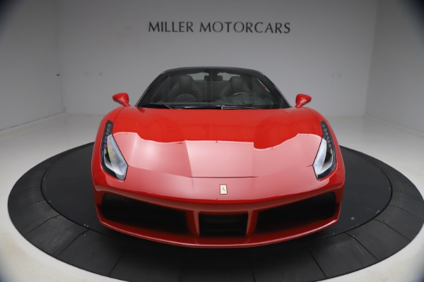 Used 2018 Ferrari 488 Spider for sale $286,900 at Pagani of Greenwich in Greenwich CT 06830 16