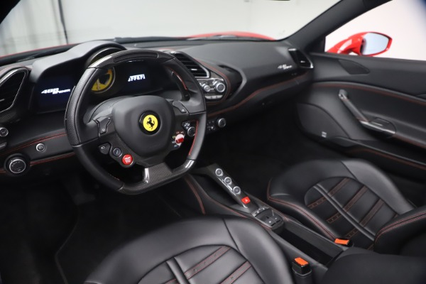 Used 2018 Ferrari 488 Spider for sale $286,900 at Pagani of Greenwich in Greenwich CT 06830 17