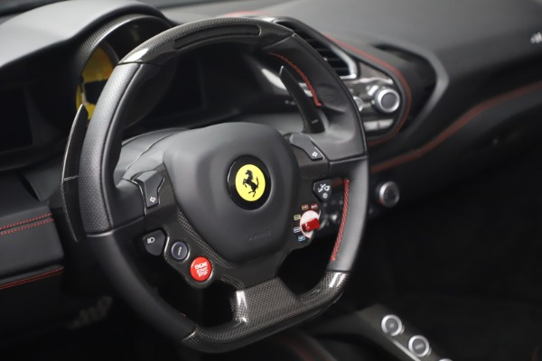 Used 2018 Ferrari 488 Spider for sale $286,900 at Pagani of Greenwich in Greenwich CT 06830 22