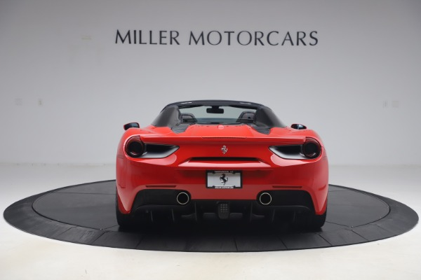 Used 2018 Ferrari 488 Spider for sale $286,900 at Pagani of Greenwich in Greenwich CT 06830 6