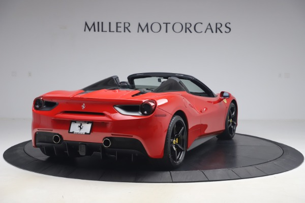 Used 2018 Ferrari 488 Spider for sale $286,900 at Pagani of Greenwich in Greenwich CT 06830 7