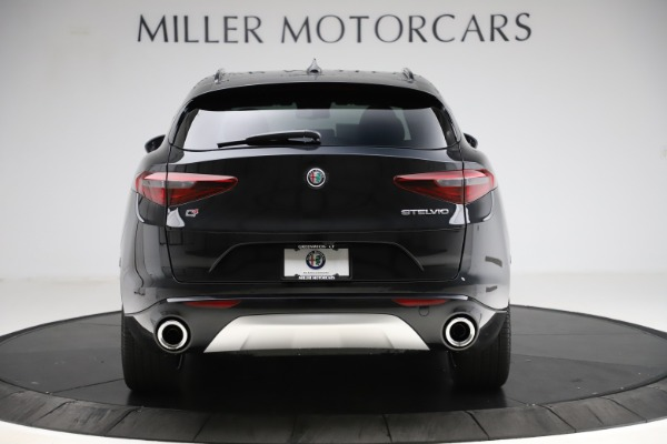 New 2020 Alfa Romeo Stelvio Ti Sport Q4 for sale Sold at Pagani of Greenwich in Greenwich CT 06830 6
