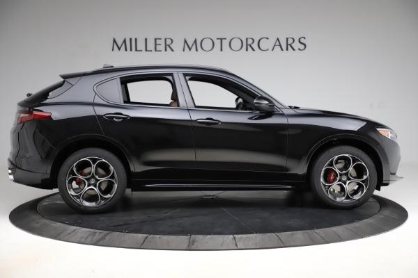 New 2020 Alfa Romeo Stelvio Ti Sport Q4 for sale Sold at Pagani of Greenwich in Greenwich CT 06830 9