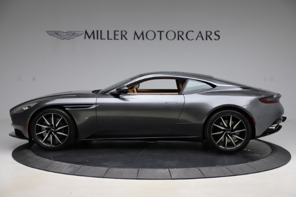 Used 2017 Aston Martin DB11 for sale $149,900 at Pagani of Greenwich in Greenwich CT 06830 2