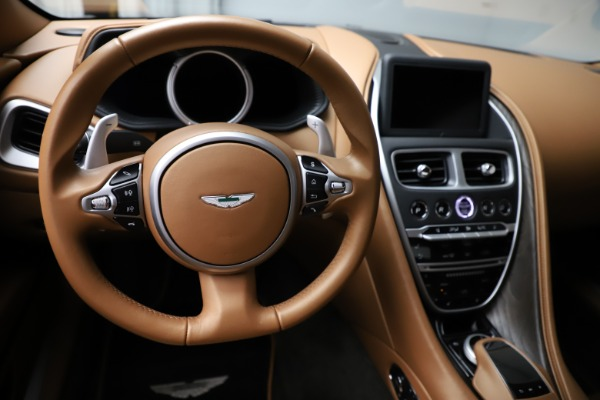 Used 2017 Aston Martin DB11 for sale $149,900 at Pagani of Greenwich in Greenwich CT 06830 21